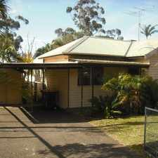 Rental info for Two Bedroom Lake Front Home! in the Wollongong area