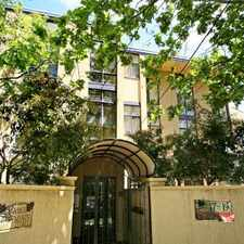 Rental info for Sundrenched Apartment With Large Courtyard