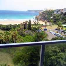 Rental info for 2 BEDROOM UNIT WITH DIRECT OCEAN VIEWS in the Sydney area