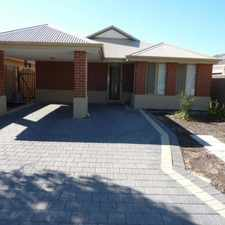 Rental info for 3KW SOLAR PANEL - 5 BEDROOM EASY CARE FAMILY HOME