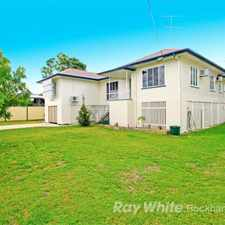 Rental info for Sure To Impress in the Rockhampton area
