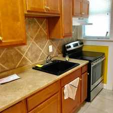 Rental info for GORGEOUS 4BD HOUSE WITH 2 FULL BATH IN EAST BALTIMORE in the South Clifton Park area