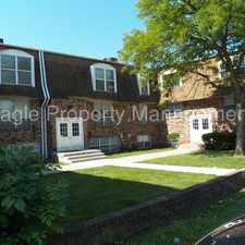 Rental info for Meadowview Drive 1 Bedrooms! Move-In Special!!