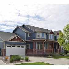 Rental info for Single Family Home Home in Berthoud for Owner Financing