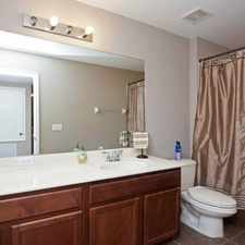 Rental info for Beautiful 3 bed 2. 5 Bath Gated Townhouse for Rent in Sanford/Lake Mary, FL