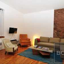 Rental info for E 8th St in the Greenwich Village area