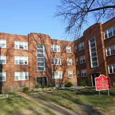Rental info for 4920 Jamieson in the St. Louis Hills area