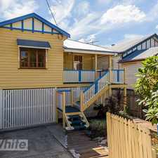 Rental info for IMMACULATE QUEENSLANDER! in the Brisbane area