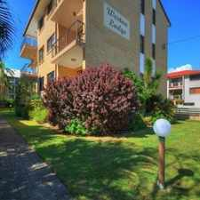 Rental info for Walk to beach and Broadbeach State School (Fully Furnished Apartment)