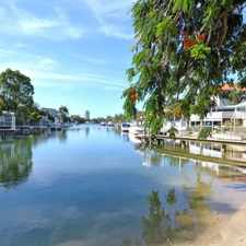 Rental info for Waterfront Home on Isle of Capri - Well Priced!- Bring the Dog in the Gold Coast area