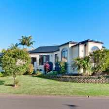 Rental info for SOUGHT AFTER PROPERTY! in the Port Macquarie area
