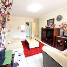 Rental info for Top floor two bedrooms unit