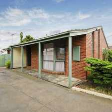 Rental info for Charming Family Home in the Werribee area