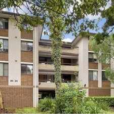 Rental info for HOLDING DEPOSIT RECEIVED in the Drummoyne area