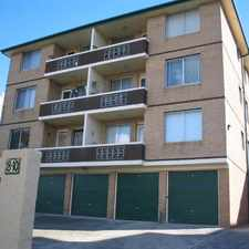 Rental info for Renovated Top Floor 2 Bedroom! in the Sydney area