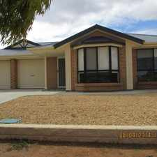 Rental info for Unique Executive Home in the Murray Bridge East area