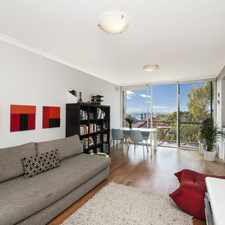 Rental info for Stunning Water Views and Convenient Living in the Cremorne area