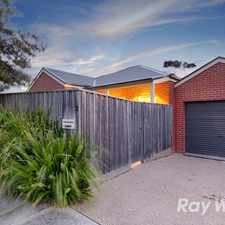 Rental info for Modern Beach Side Home UNDER APPLICATION NO FURTHER INSPECTIONS in the Mornington area