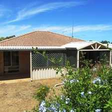 Rental info for DELIGHTFUL HOME in the Parmelia area