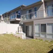 Rental info for SPACIOUS 3 BEDROOM TOWN HOUSE in the Kellyville area