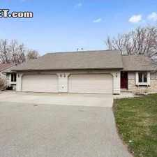 Rental info for $3950 3 bedroom House in Outagamie County Appleton