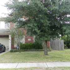 Rental info for KLEIN SCHOOL DISTRICT, 2 story house with HUGE fenced back yard in the Houston area