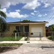 Rental info for 1720 Northwest 18th Terrace in the Allapattah area