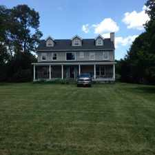 Rental info for Four Bedroom In Englishtown