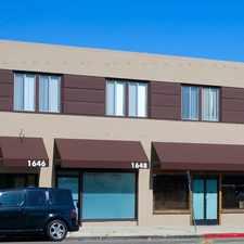 Rental info for 1646 Cabrillo Ave