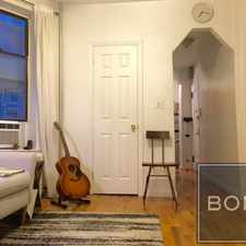 Rental info for E 3rd St in the NoHo area