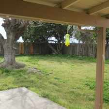 Rental info for Convenient location 3 bed 2 bath for rent. Washer/Dryer Hookups!