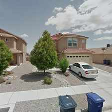 Rental info for Single Family Home Home in Albuquerque for Rent-To-Own in the Parkway area