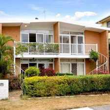 Rental info for Central to all Broadbeach has to offer!