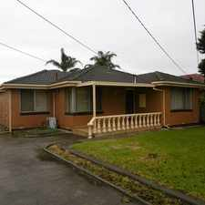 Rental info for Renovated Three Bedroom Home! in the Melbourne area