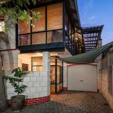Rental info for TRENDY TOWNHOUSE in the Perth area