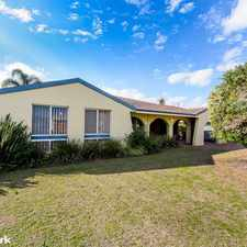 Rental info for DUDLEY PARK CHARM in the Perth area