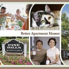 Rental info for Pine Hills Apartments
