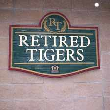 Rental info for Retired Tigers