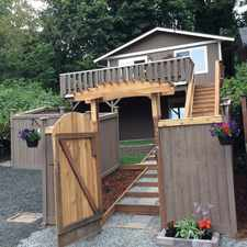 Rental info for Home For Sale In Bremerton | Stunning & Completely Remodeled Home for Sale | Home Perched atop a Hill