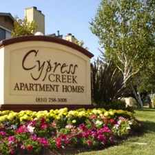 Rental info for Cypress Creek