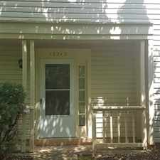 Rental info for 13212 MEANDER COVE GERMANTOWN #53