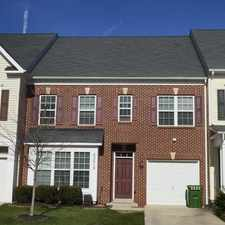 Rental info for 3 bedrooms Townhouse - Beautiful home in excellent condition.