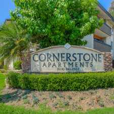 Rental info for Cornerstone in the Los Angeles area