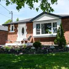 Rental info for 5 Welbourn Drive