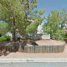 Rental info for Single Family Home Home in Sedona for For Sale By Owner