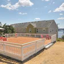Rental info for WATERFRONT LIVING AT AN AFFORDABLE PRICE. in the Madison Valley area