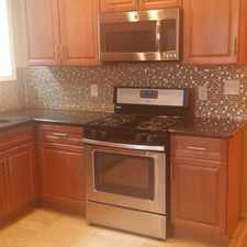 Rental info for . in the 07018 area