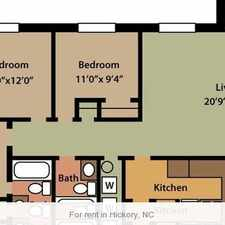 Rental info for Hickory is the Place to be! Come Home Today! in the Hickory area