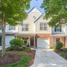 Rental info for 8725 Robinson Forest Drive in the Ballantyne East area