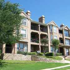 Rental info for 4101 S Hulen St #1487 in the Overton Park area